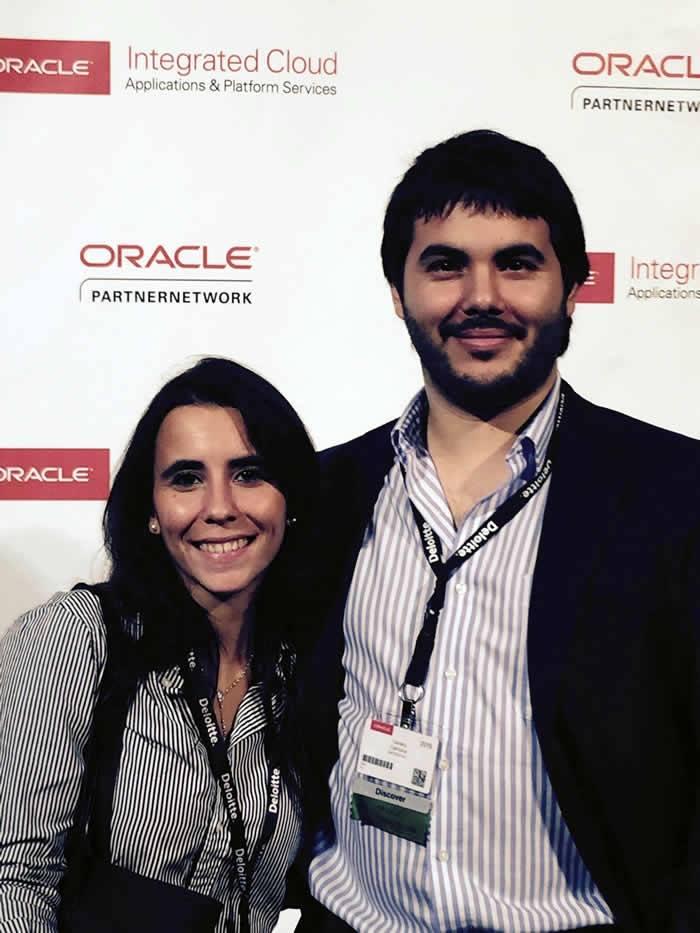 Unitech presente en el Oracle OpenWorld 2015