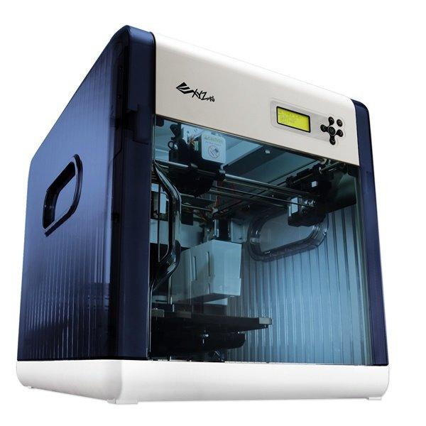 Llegan las Impresoras 3D de XYZ
