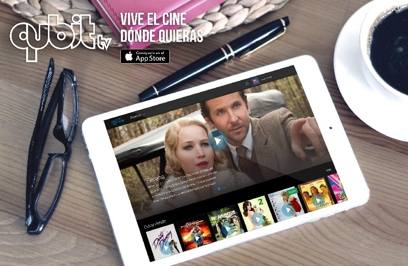 Qubit.tv, compania de entretenimiento video on demand
