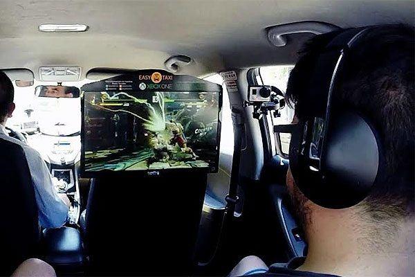 Alianza entre Easy Taxi y Microsoft permite a los usuarios jugar Xbox One mientras viajan
