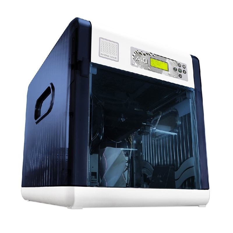 XYZ presenta Da Vinci 1.0 AiO, su nueva Impresora 3D multifunci�n