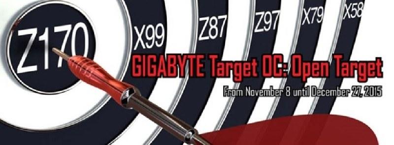 Finalizó el torneo GIGABYTE Target OC