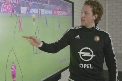 Las pantallas interactivas táctiles ahora también para entrenadores deportivos