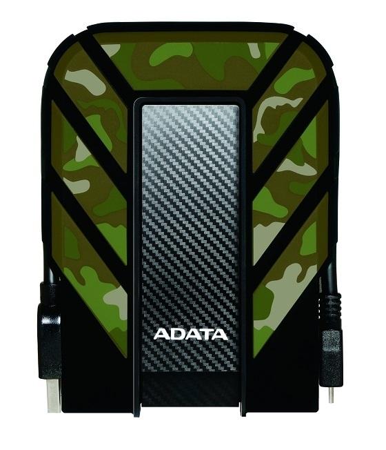 ADATA anuncia la disponibilidad de los Discos duros externos HD650X y HD710M USB 3.0