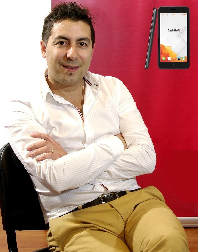 PCBOX lanza sus Smartphones en Argentina