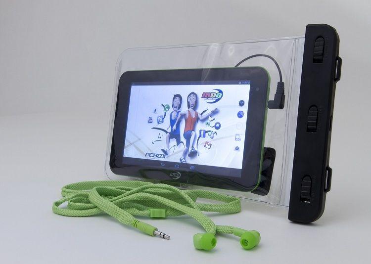 Grupo N�cleo presenta la Tablet anfibia de PCBOX
