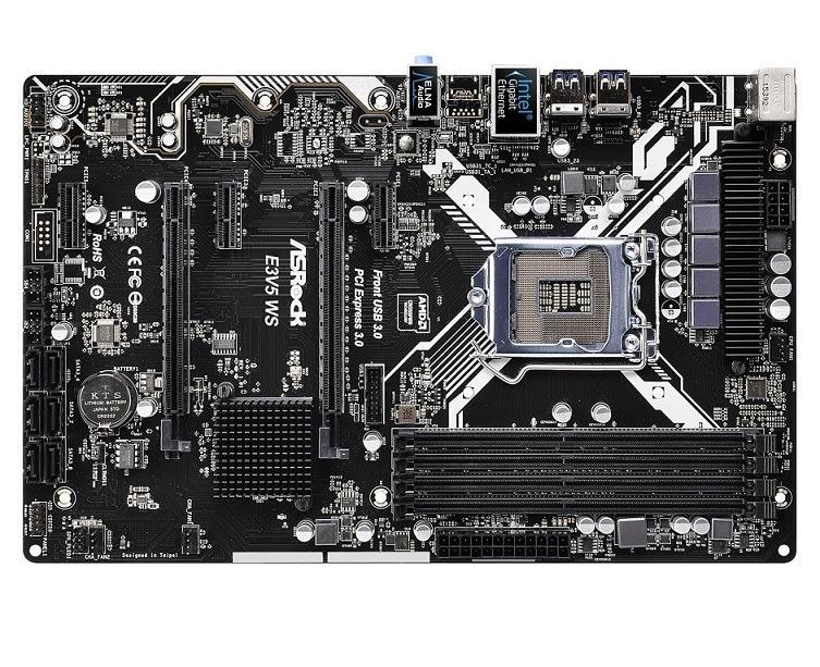 ASRock: nuevas soluciones para plataformas Xeon E3-1200 V5