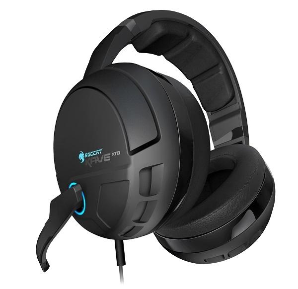 ROCCAT lanza el nuevo Headset para gamers