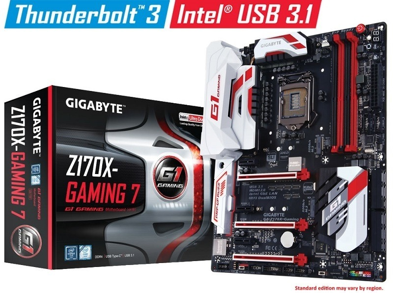 Llega Z170X-Gaming 7 de GIGABYTE a la Argentina