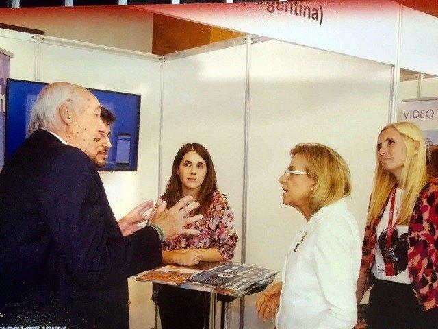 Unitech en la VI Feria de Justicia y Tecnología en Paraguay