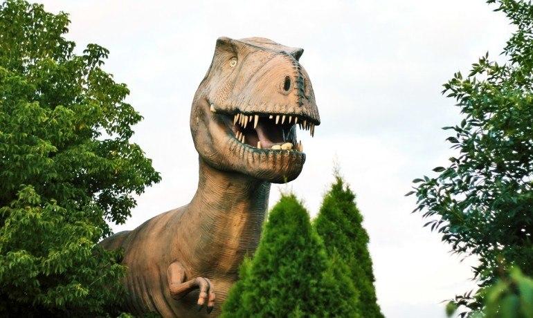 Los volcanes no produjeron la extinci�n de los dinosaurios