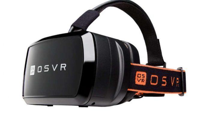 OSVR anuncia 5$ millones de d�lares de fondo para desarrolladores de Realidad Virtual