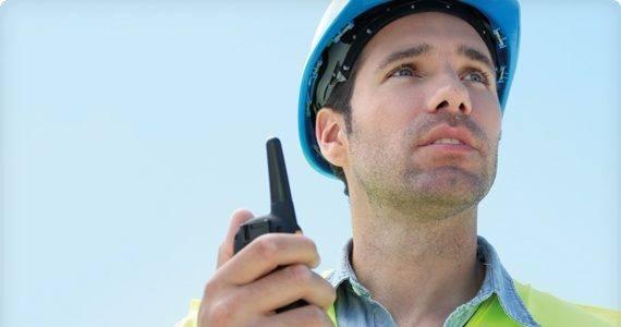 Los walkie talkie son garant�a de comunicaci�n fluida y eficiencia laboral