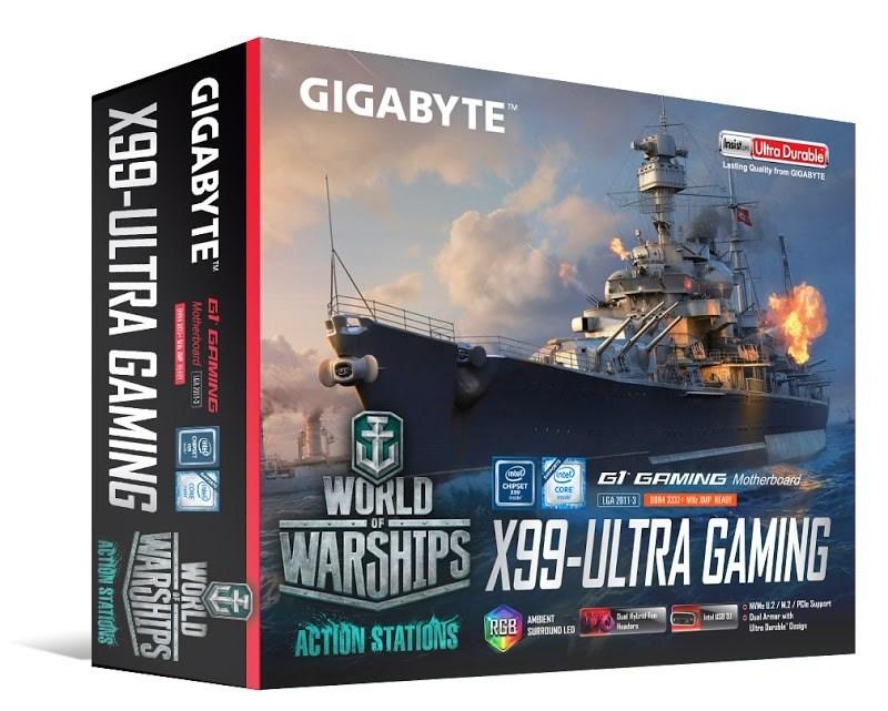 GIGABYTE y Wargaming: nueva alianza