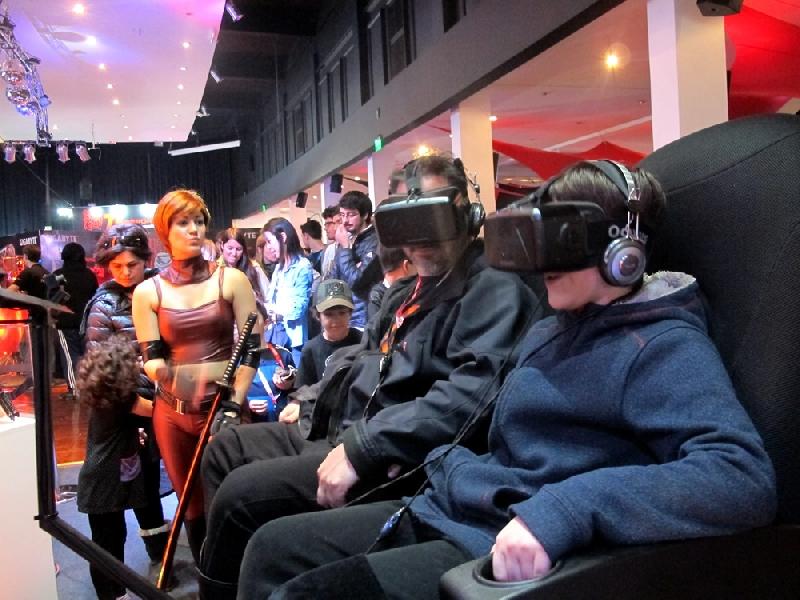 TECNOFIELDS 2016, nuevo éxito del evento de tecnología y gaming en Argentina