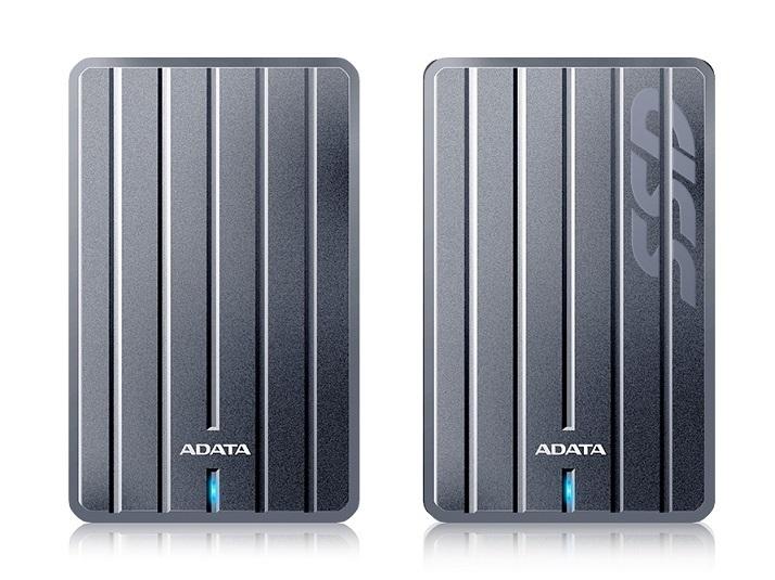 ADATA lanza dos discos externos: SSD Premier SC660 y HDD Premier HC660