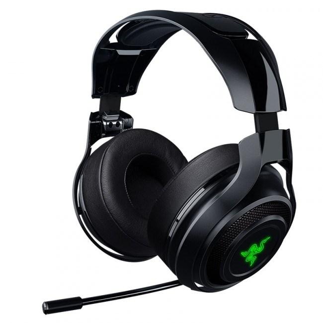 Razer lanza al mercado los auriculares Man`Owar 7.1, versión más económica