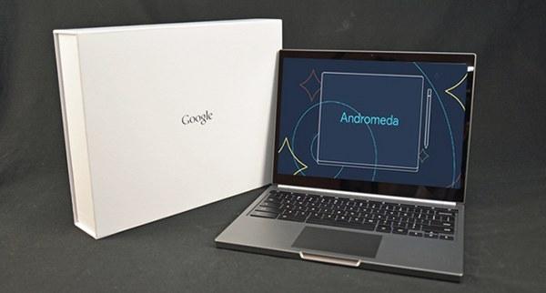 Andrómeda y Chrome se fusionan