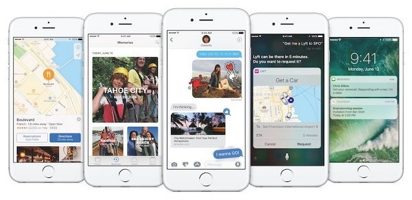 Novedades y cómo instalar el iOS 10