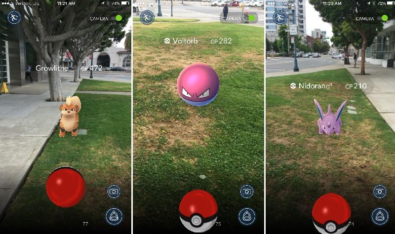 El descenso de Pokémon Go