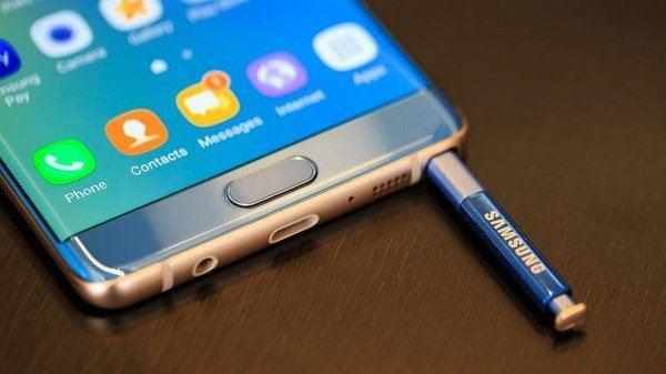 Galaxy Note 7 a la venta en Europa otra vez a partir de octubre