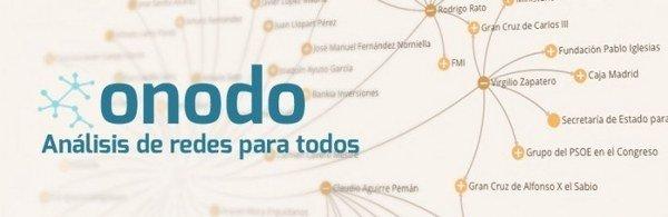 Onodo, una herramienta que crea un mapa de relaciones