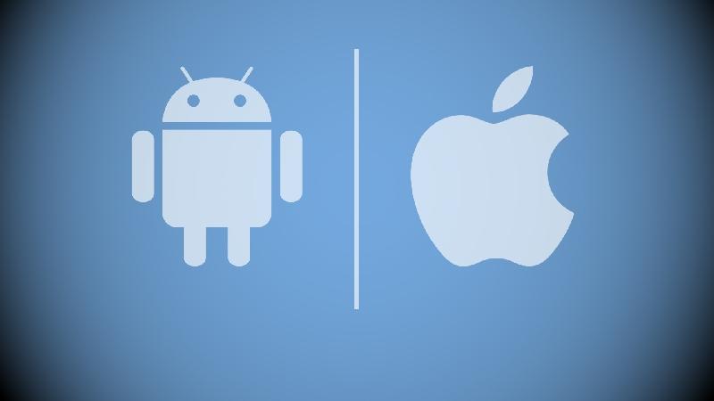 Rivalidad Google/Apple: Android vs. iOS