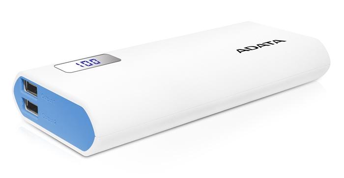 ADATA lanza los Digital Display Power Bank P20000D y P12500D
