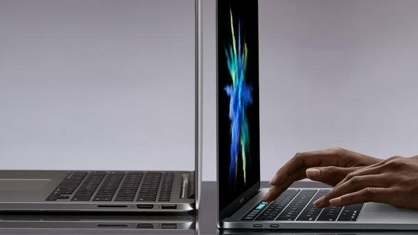 Apple anuncia la nueva Macbook Pro con Touch Bar