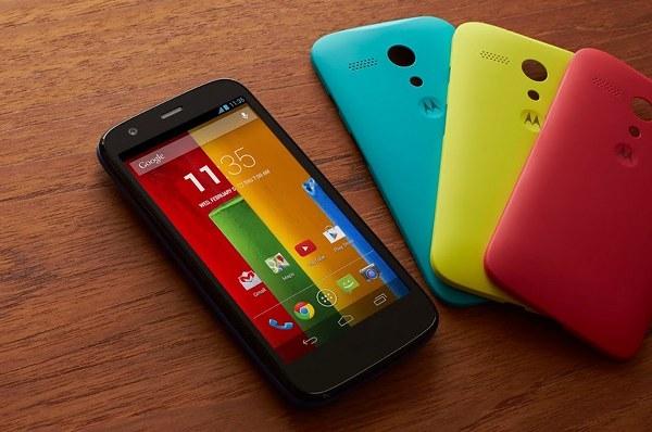 De Motorola sólo queda el logo