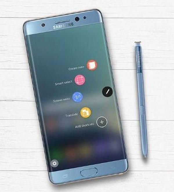 Este fue el motivo de Samsung para saltarse el Note 6