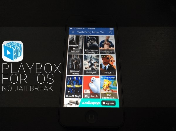 Play Box: Una aplicación para ver películas en iPhone e iP...