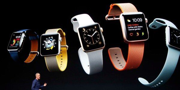 Razones por las que debes comprar un Apple Watch Series 2