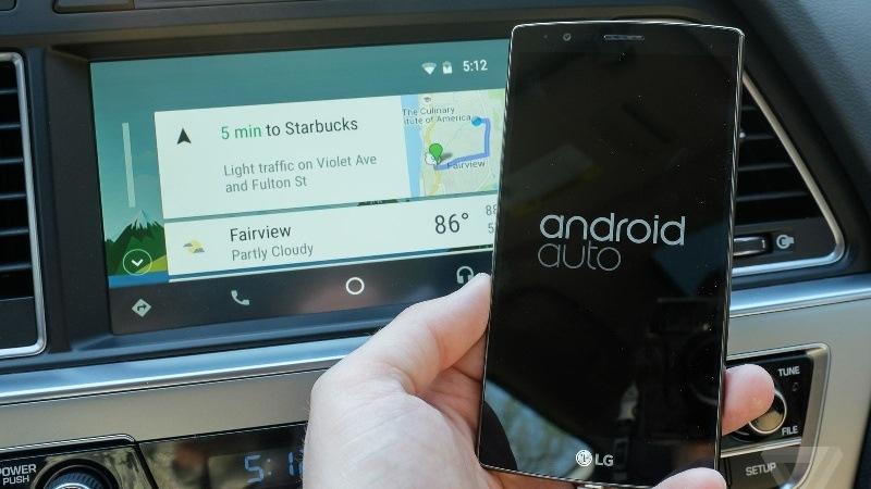 Android Auto está disponible para todos