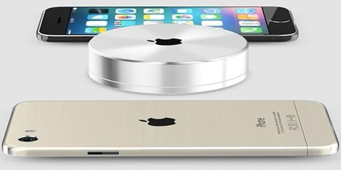 Un accesorio para cargar tu iPhone de forma inalámbrica