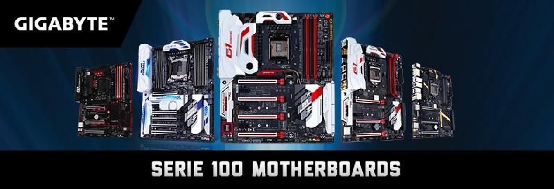 GIGABYTE habilita el soporte para la nueva generación de procesadores Intel Core