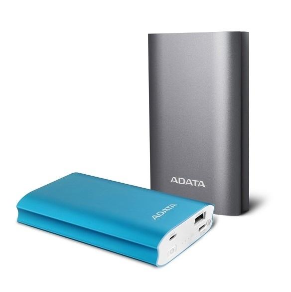 ADATA presenta Power Bank de alta velocidad