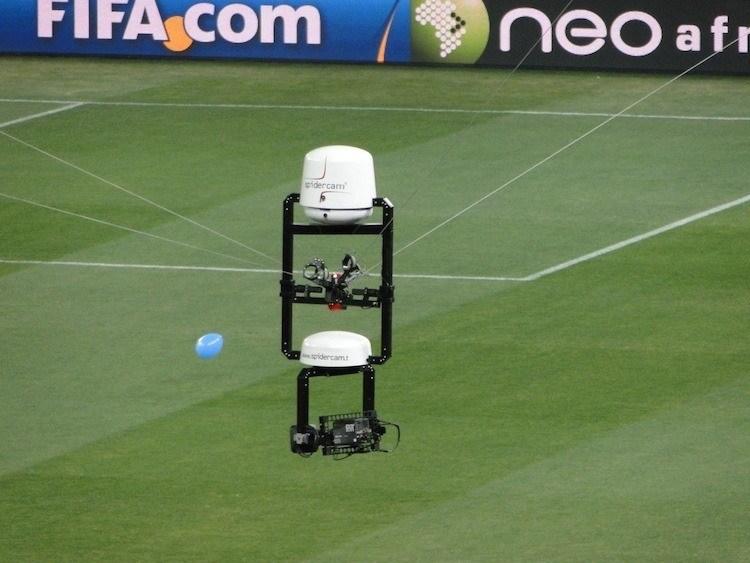 Intel ahora estará en el Bernabéu y Camp Nou con su nueva tecnología 360º