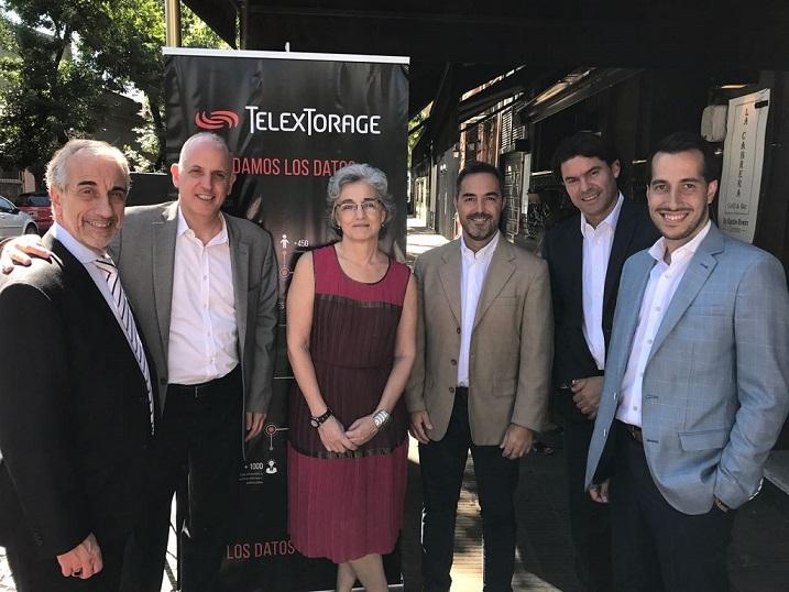 TelexTorage reunió a los CIOS para presentar resultados y planes