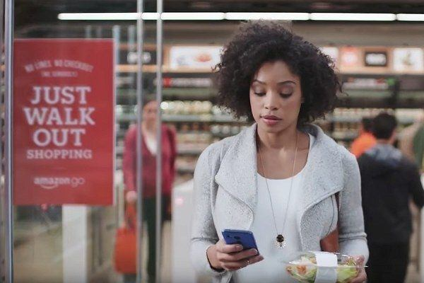 El futuro de las tiendas es Amazon Go