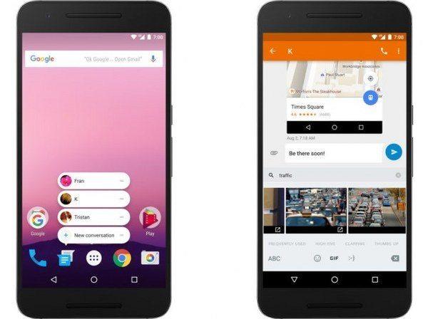 Novedades que trae el Android 7.1.1