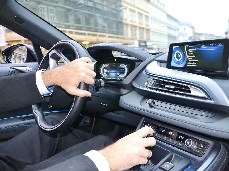 El BMW Serie 7 autónomo correrá gracias a Intel