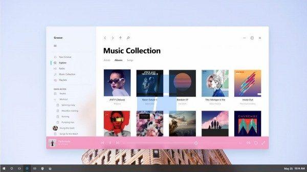 Project NEON el futuro de Windows 10 que nos encantó