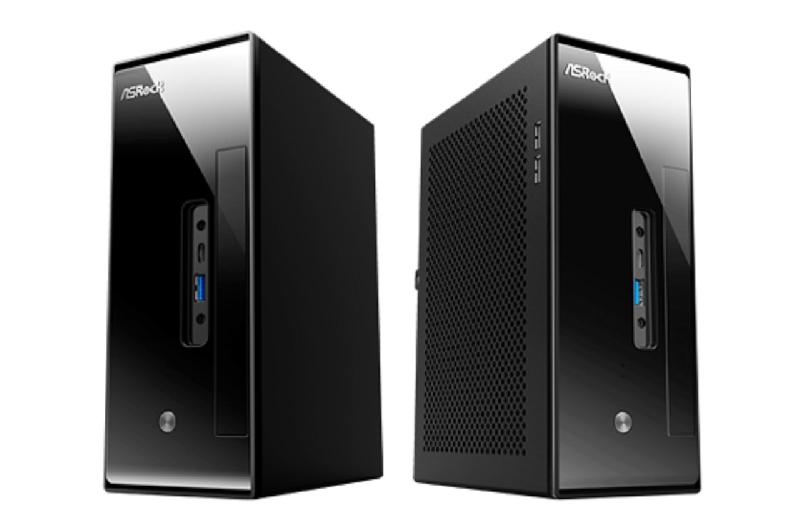 ASRock comienza la revolución de las Mini PC con el primer sistema Micro-STX del mundo: el DeskMini RX/GTX