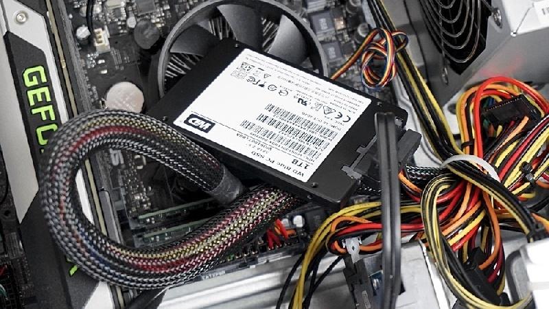 Estas son algunas de las formas que una SSD mejora el rendimiento de una laptop