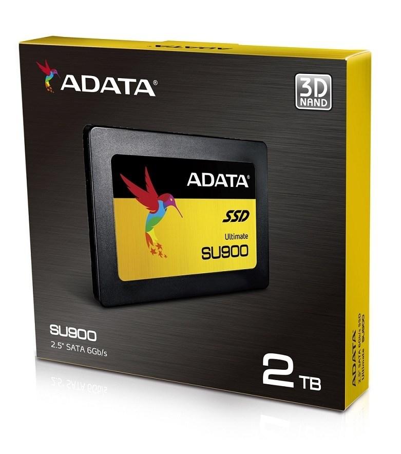 ADATA lanza el SSD SU900