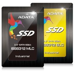 ADATA presenta su Disco de Estado Sólido de 2.5 para las empresas y el sector industrial