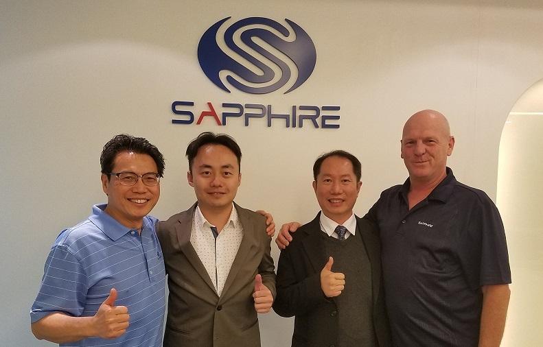 ASRock anuncia alianza estratégica con SAPPHIRE
