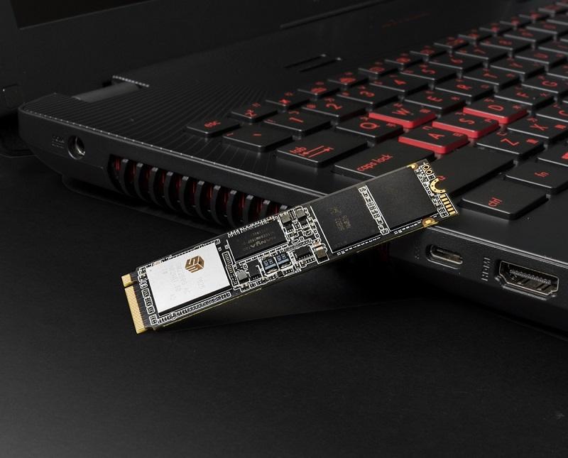 ADATA lanza la unidad de almacenamiento SSD PCI Express 3.0 x4 M.2 2280 XPG SX7000
