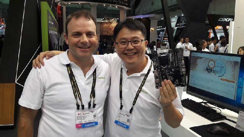 ASRock presentó nuevas soluciones en COMPUTEX 2017